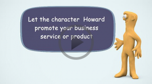 animated-cartoon-promote-your-business-with-howard-video